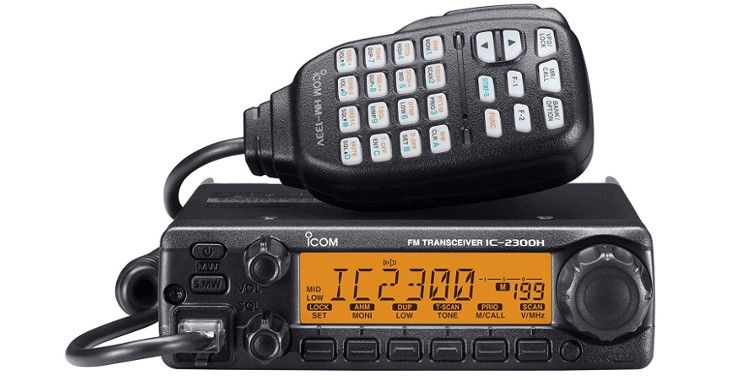Guide Radio Marines ICOM